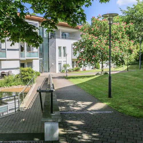 Essen-Werden | Kirchhofsallee
